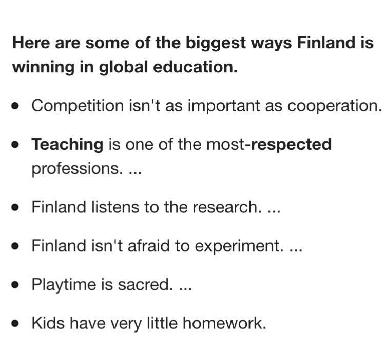 Finland info